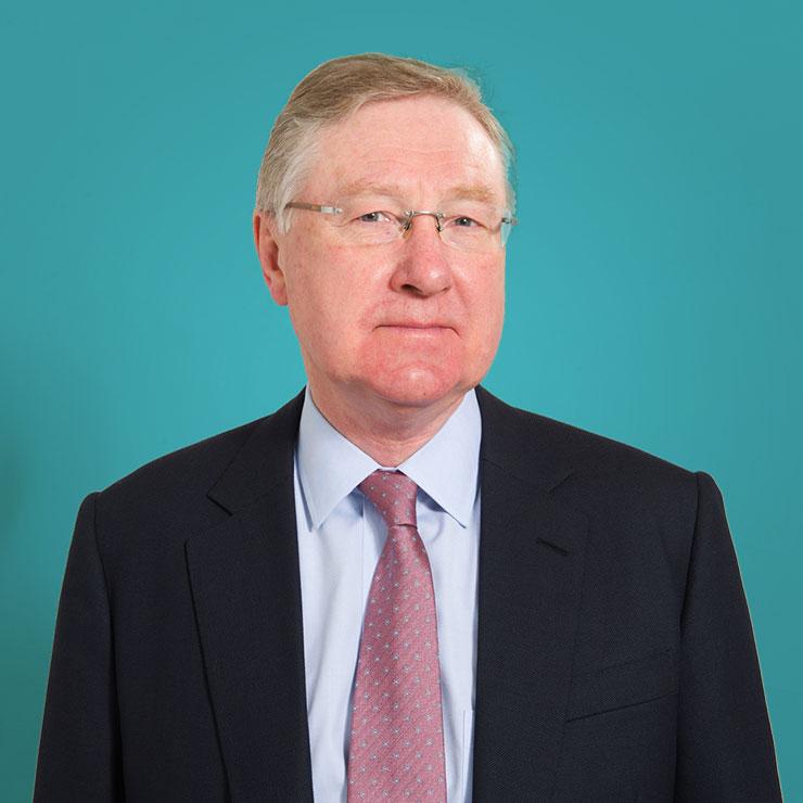 David Godfrey CBE