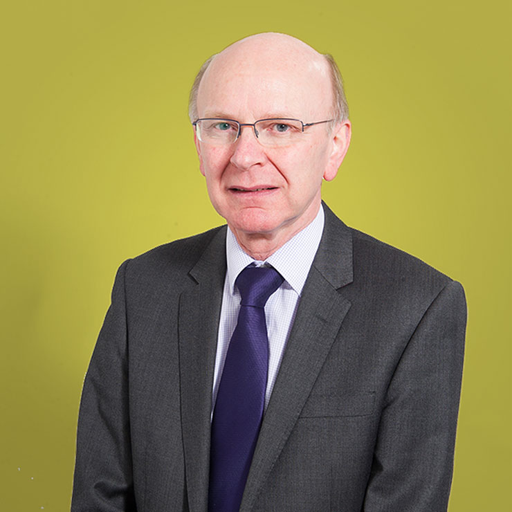 Sir John Low CBE