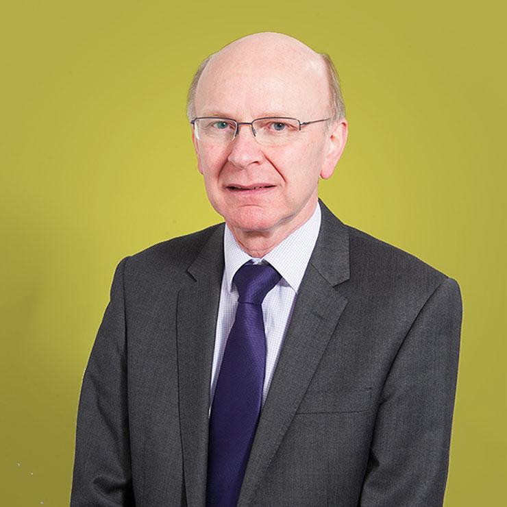 Sir John Low CBE