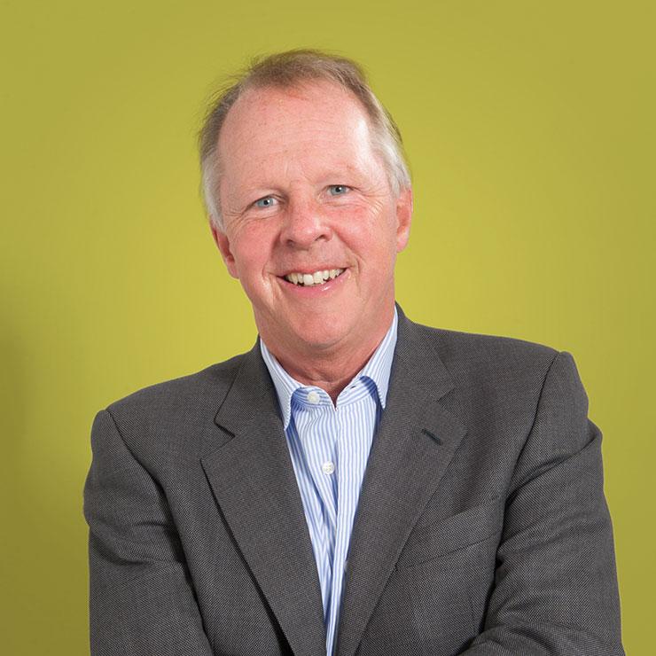Robin Budenberg CBE