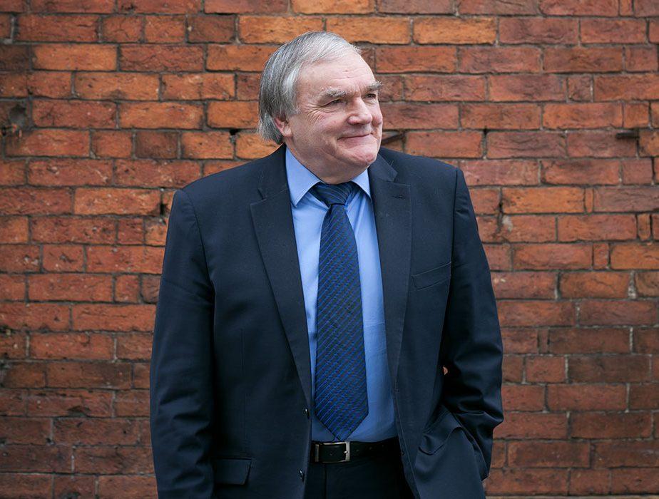 Doug Alker, East Lancashire Deaf Society - Change Maker Nominee