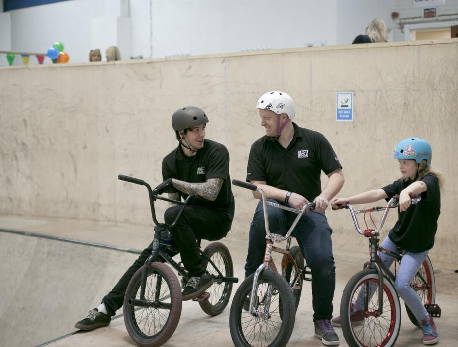 Unit3Sixty: skate park triumph