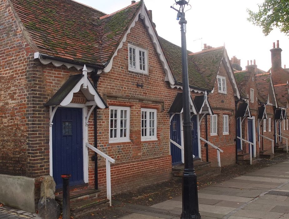 The Andrew Windsor Almshouses: providing affordable housing for 400 years