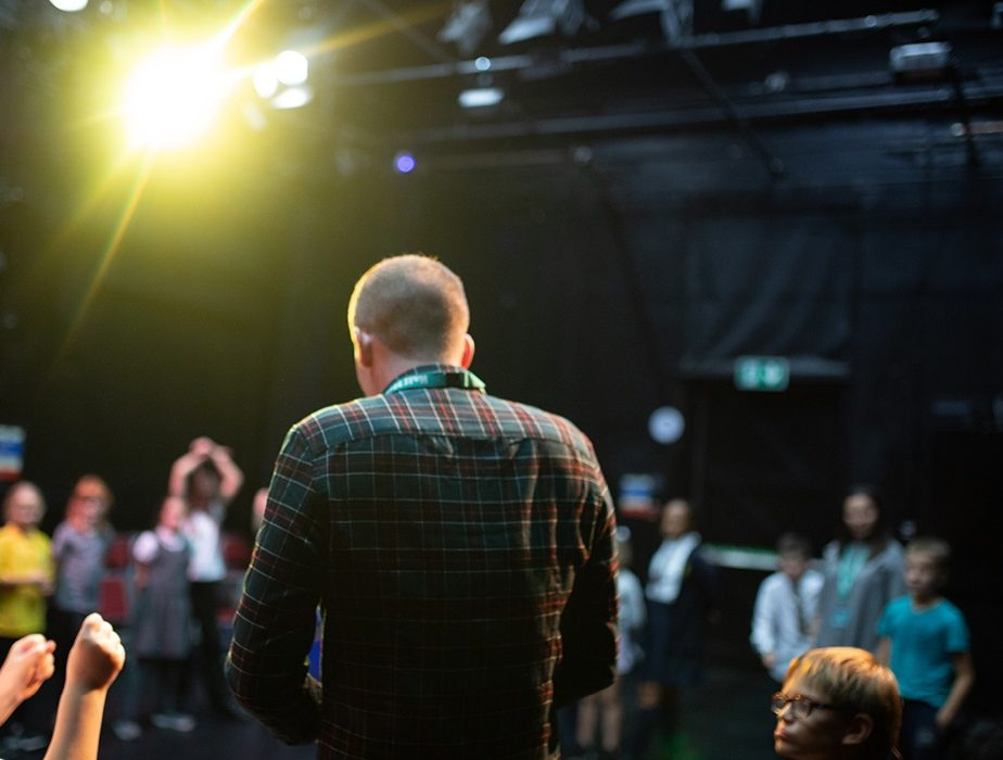Half Moon Young People's Theatre: inspiring young people through performing arts