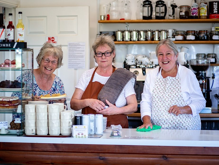 Holne Community Shop & Tea Room: a social hub at the heart of the community