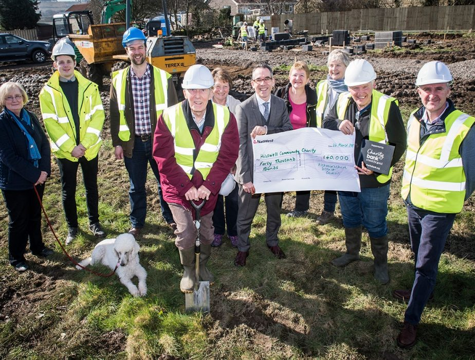 Hudswell Community Charity: affordable homes for local people