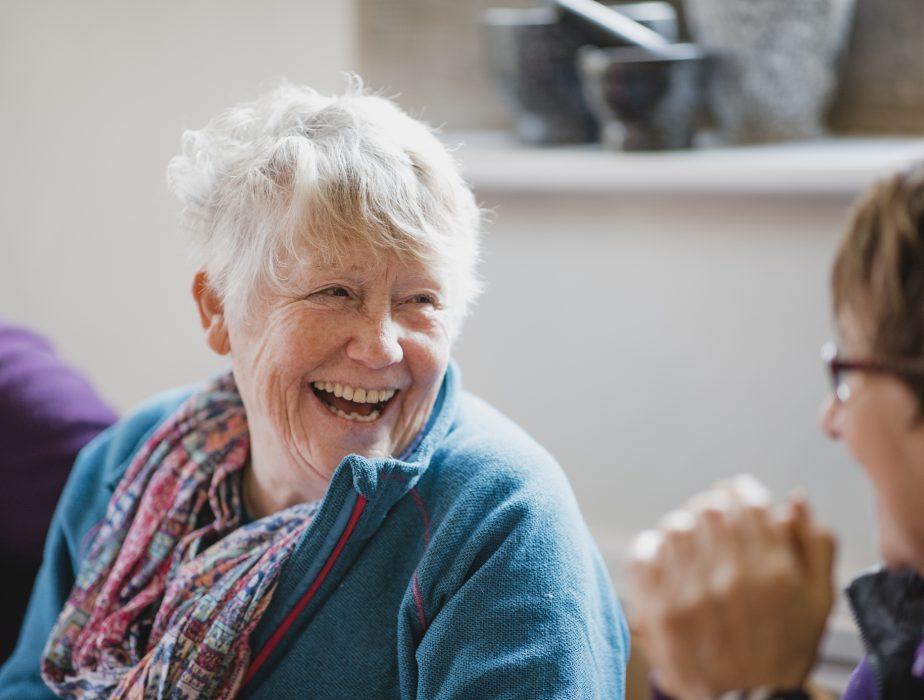 Age UK Herne Bay: Helping older people stay independent