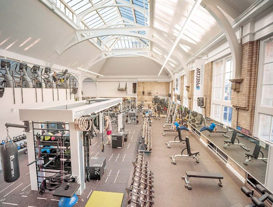 Jubilee Hall Trust: helping Londoners to get active