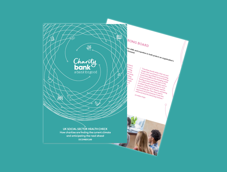Charity Bank launches its State of the Sector report