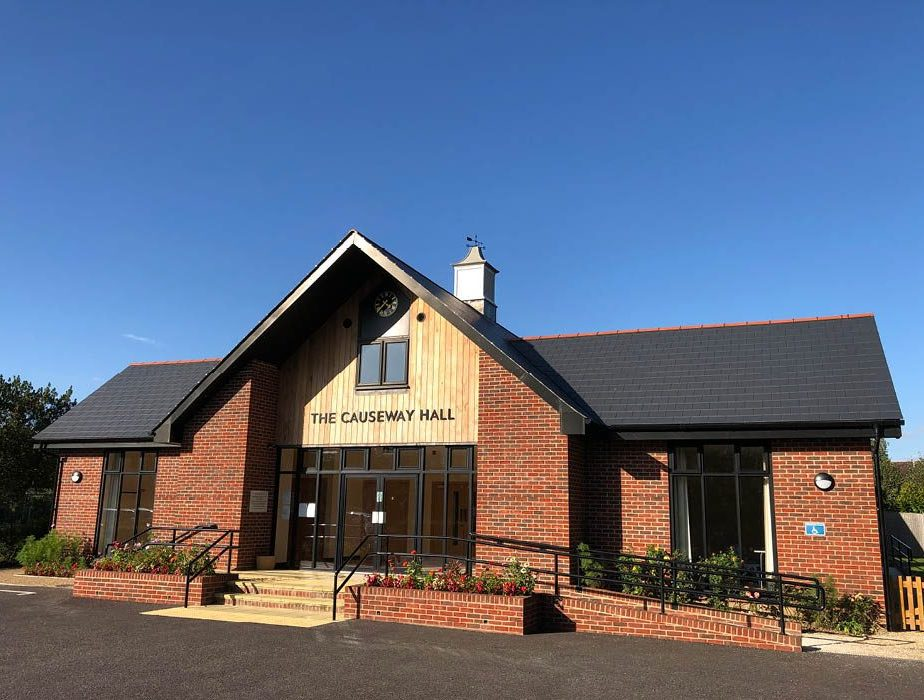 The Causeway Hall: bringing communities together