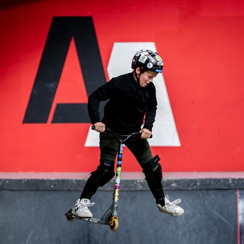 Adrenaline Alley Skate Park