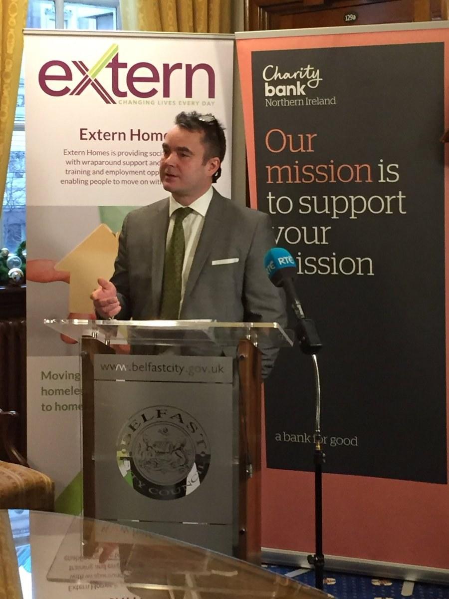 Patrick Extern Launch