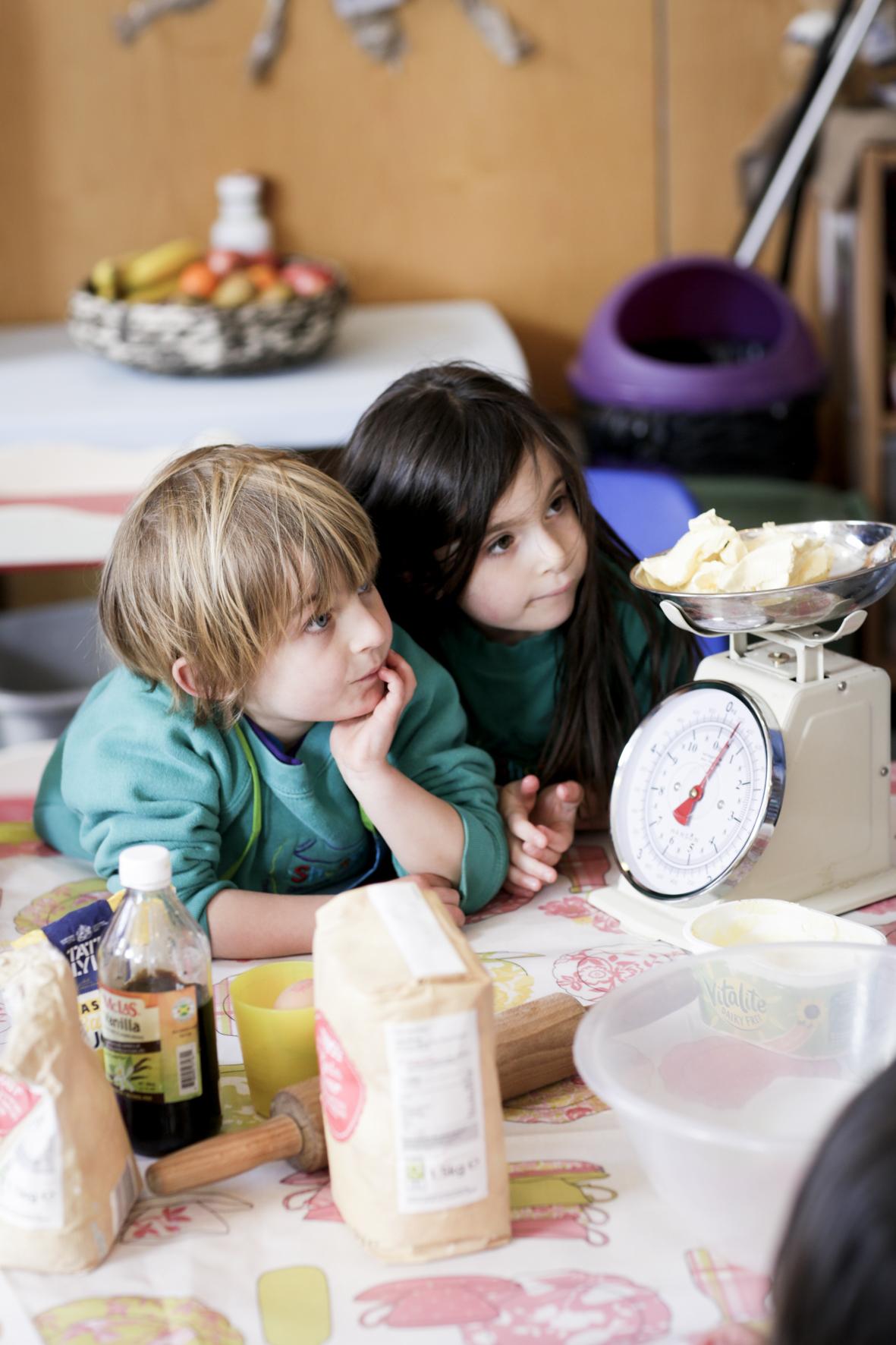 Learning at Shofar Daycare Nursery