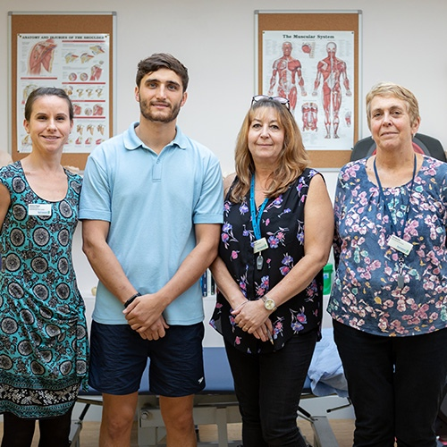 Burrswood Health Care Programme