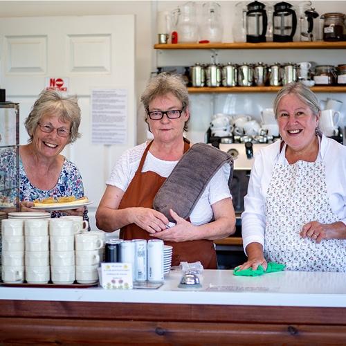 Holne Community Tea Shop