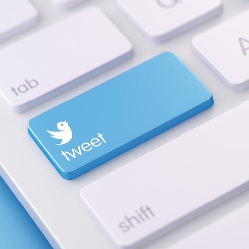 Twitter charities